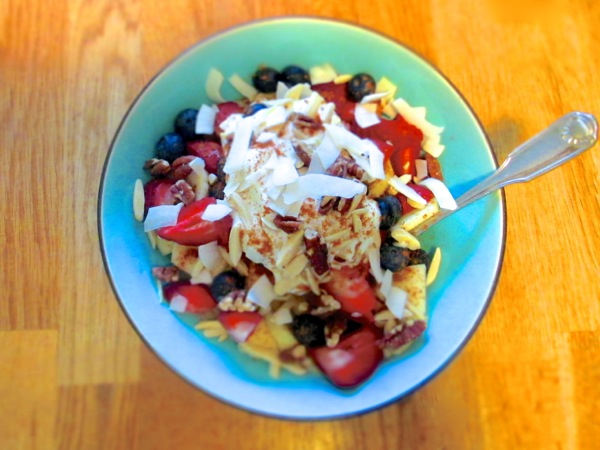 Recipes From the Road: Good Morning Breakfast Bowl