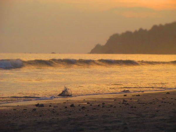 Manuel Antonio Beach Sunset