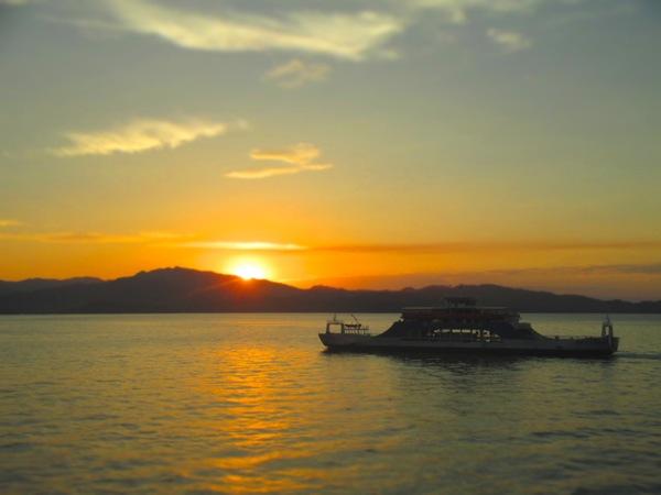 Tambor ferry