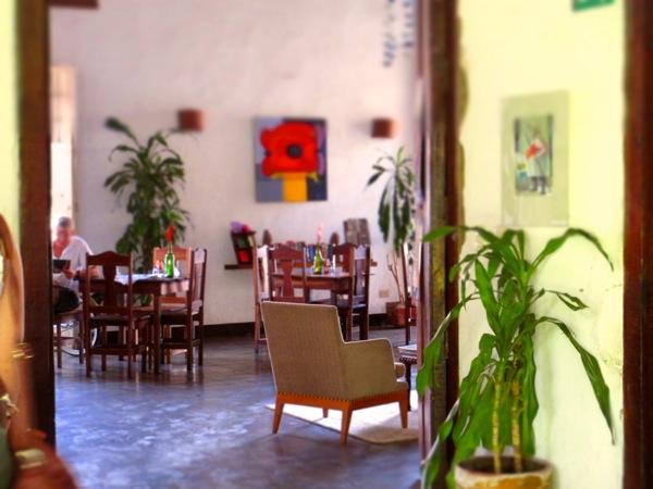The Garden Cafe Granada