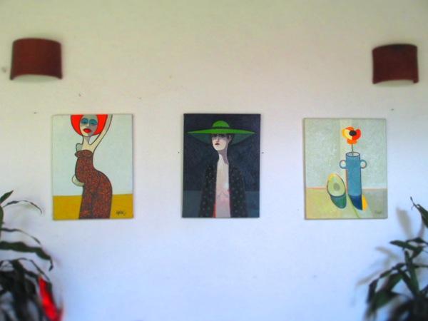 The Garden Cafe Granada, Nicaragua