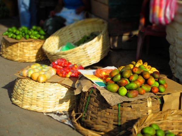 Granada, Nicaragua market