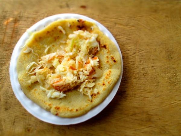 Granada, Nicaragua street food
