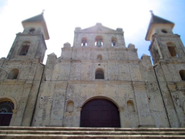 Granada, Nicaragua iglesia