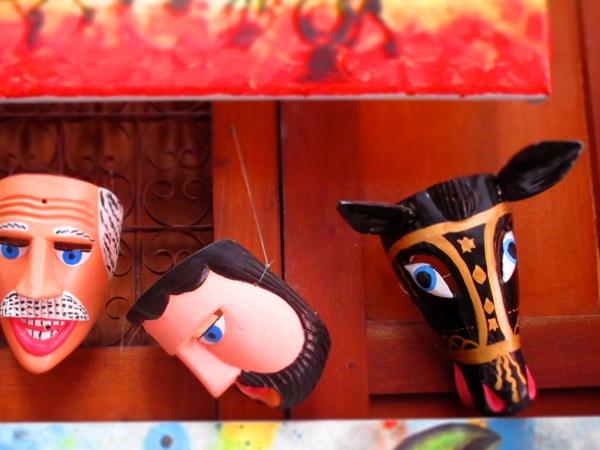 Granada, Nicaragua street art