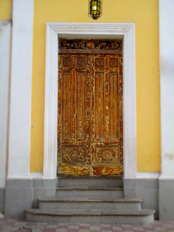 Granada, Nicaragua doors