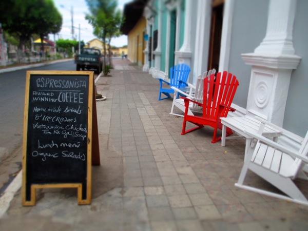 Expressionista Granada, Nicaragua