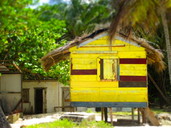 Little Corn Island Shack