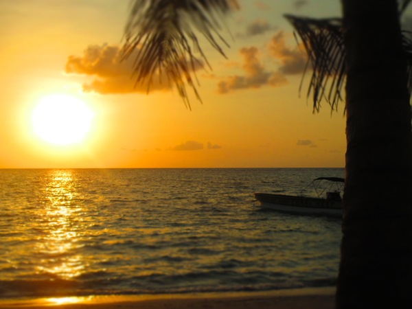 Little Corn Island Sunrise