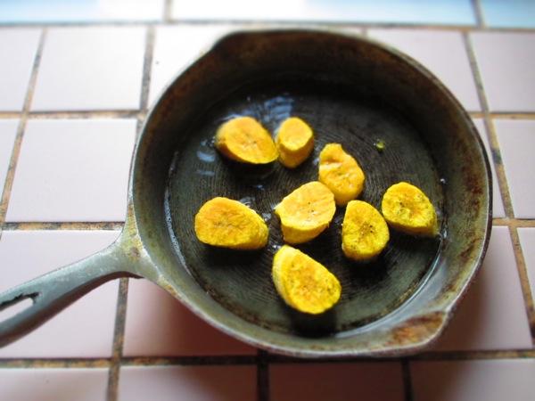 Patacones recipe