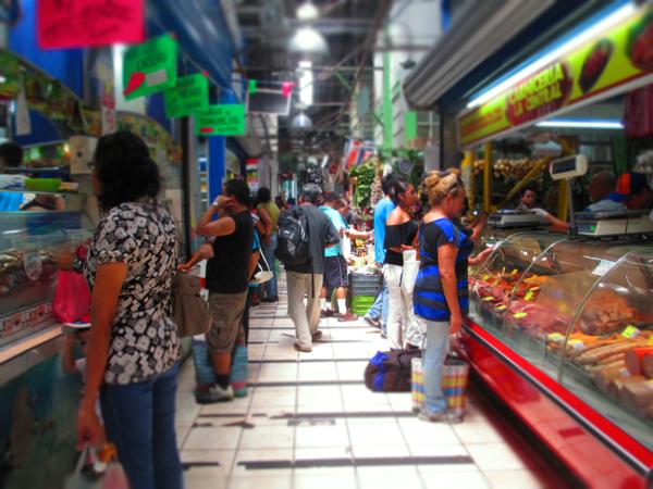 San Jose mercado central