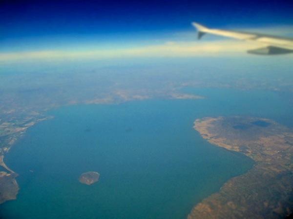 isla de ometepe airplane