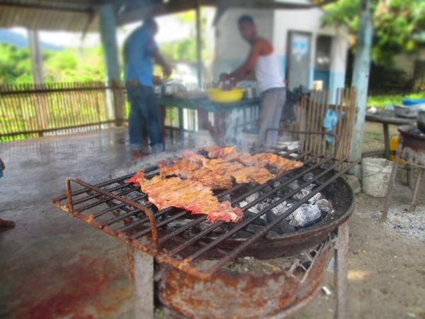 carne asada colombia