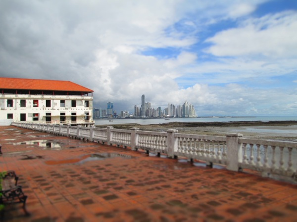 panama city casco viejo