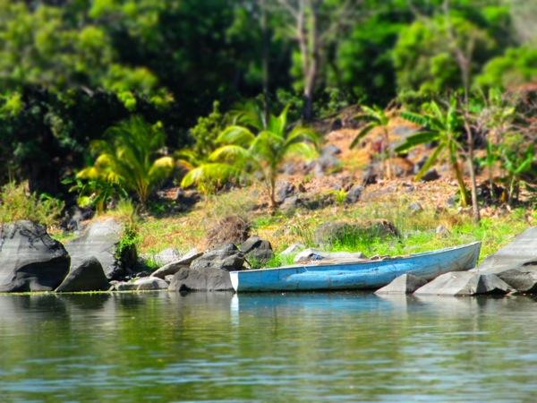 Isletas Lake Nicaragua