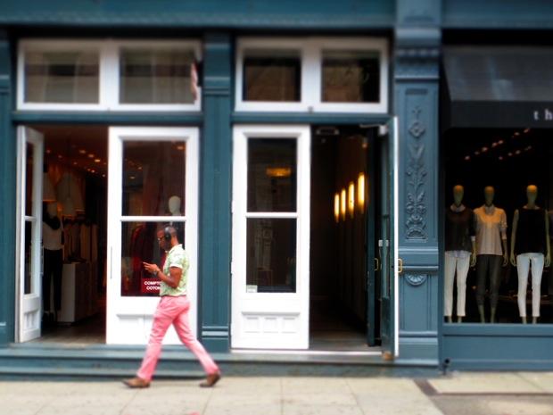 Soho Shopping New York