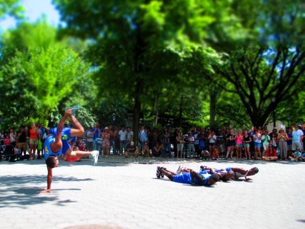 New York City Afrobats