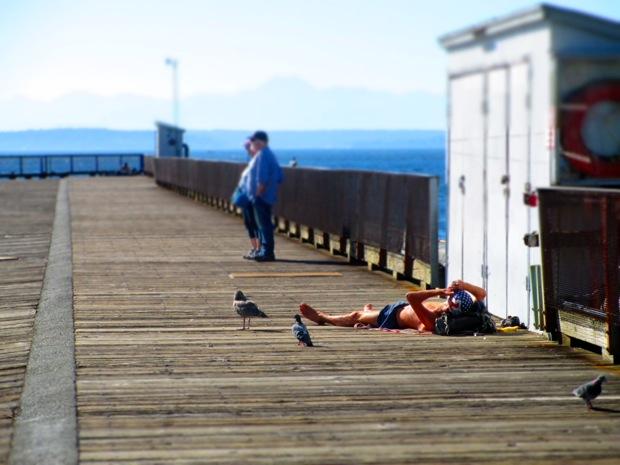 seattle piers