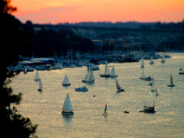 lake union boats