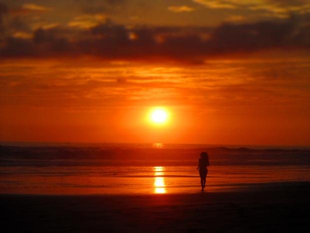 santa teresa sunset