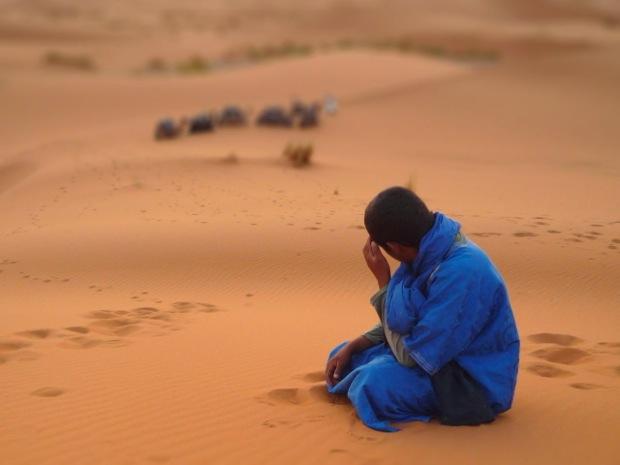 Tuareg Sahara Desert