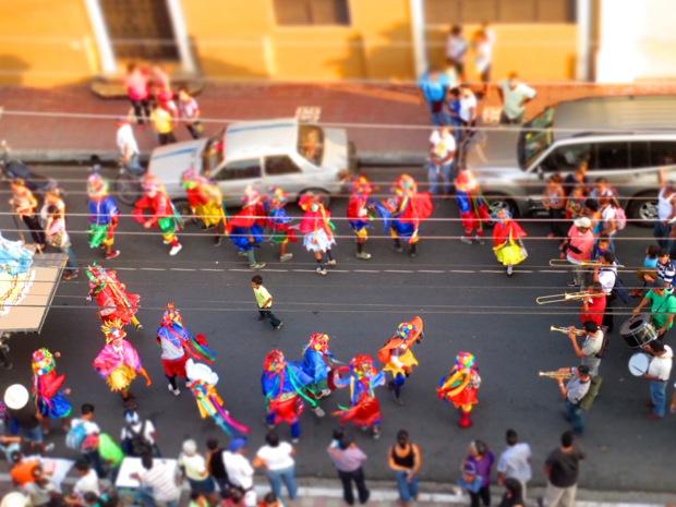Granada Nicaragua Carnival