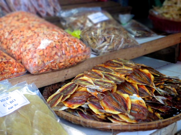 dried fish vietnam