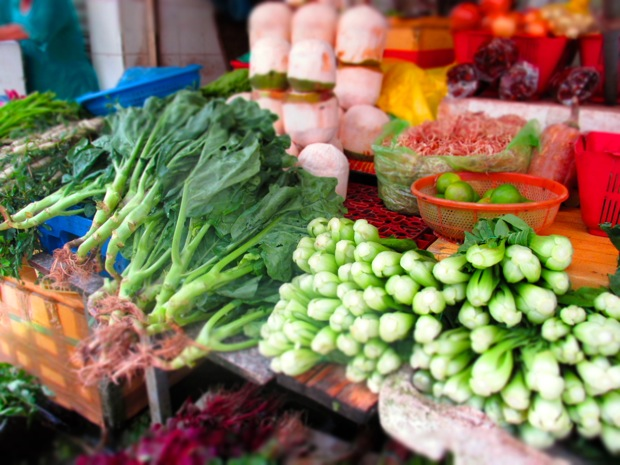 saigon produce market