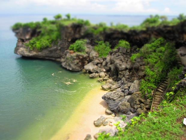 Bali Begins in Balangan