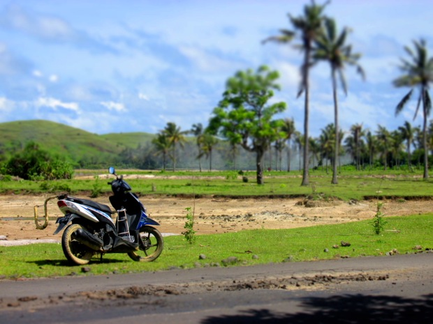 I Became a Biker in Lombok, Indonesia
