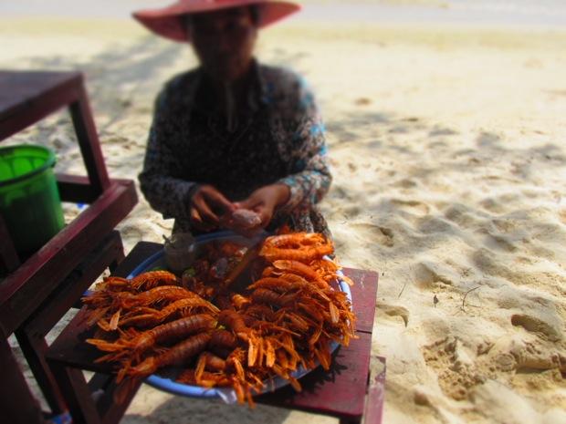 Generosity in Cambodia - 03