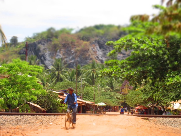 Generosity in Cambodia - 12