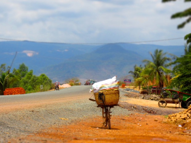 Generosity in Cambodia - 14