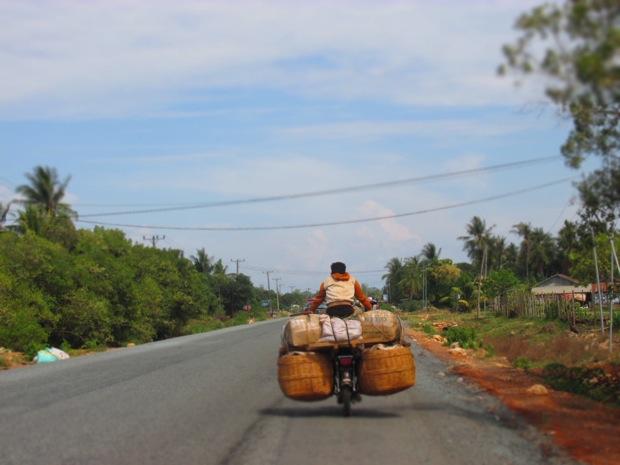 Generosity in Cambodia - 21