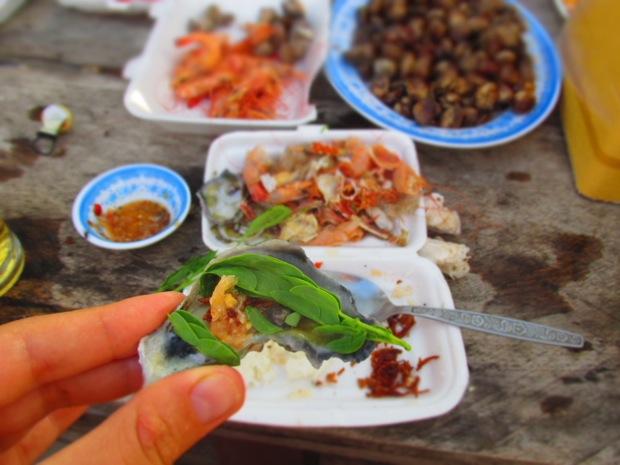 Generosity in Cambodia - 25