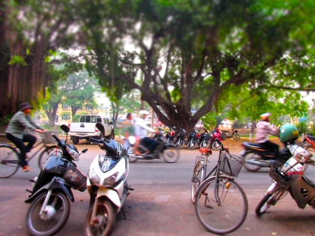 The City That Serves Angkor Wat