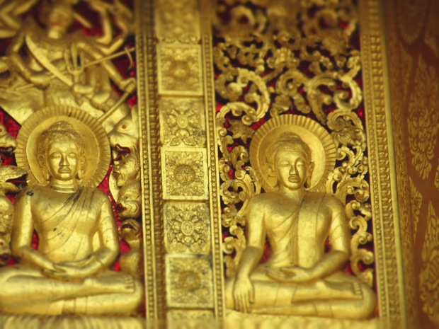 Worldly Pleasure in Luang Prabang