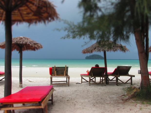 otres beach sihanoukville