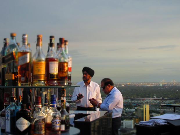 Marriot Thonglor Skybar
