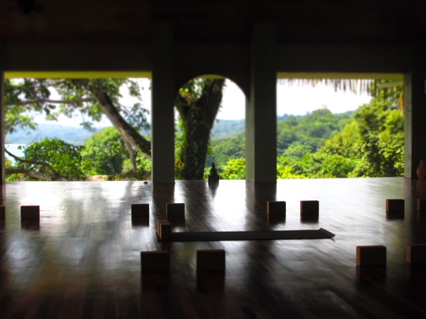 Pavones Yoga Center