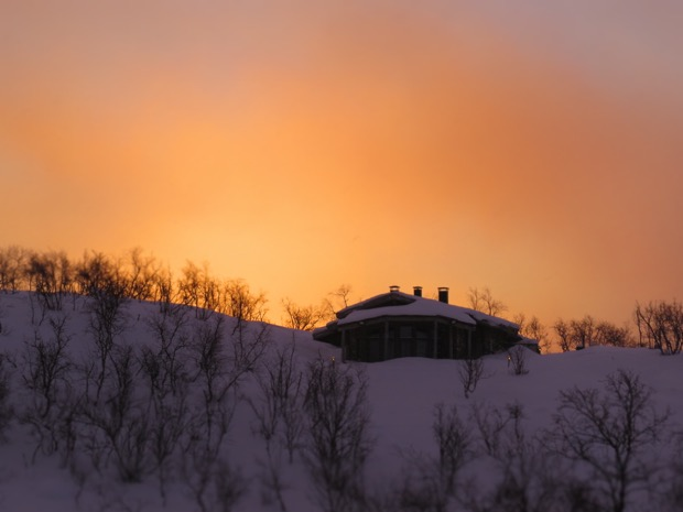 Kilpisjarvi Lapland