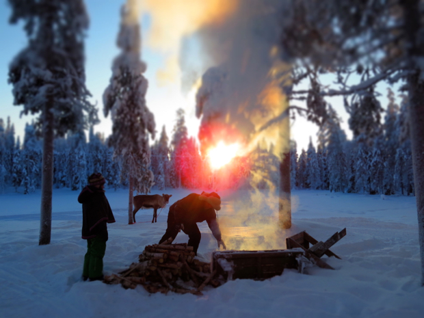 How to Survive Winter in Lapland - 062