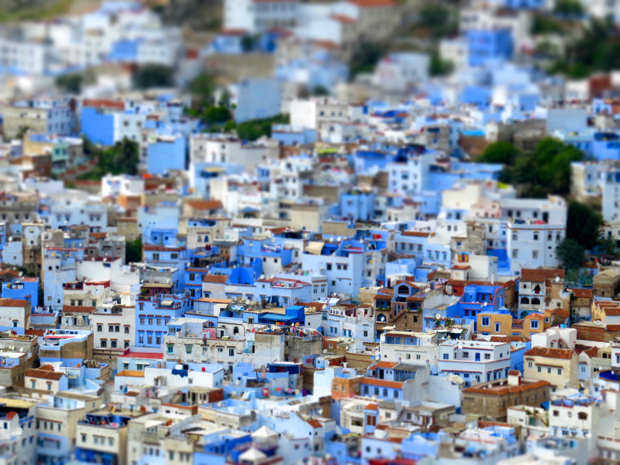 Chefchaouen's Blue Mystery