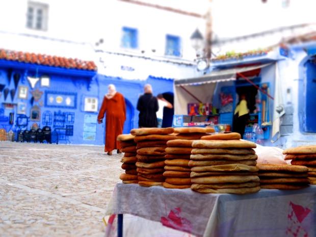 Woman Alone Morocco - 07