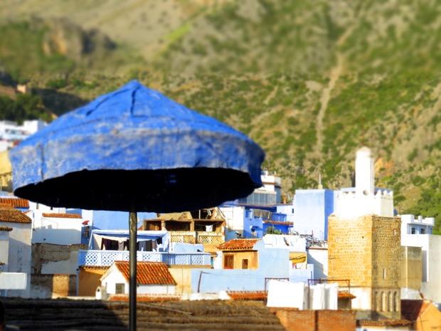 Woman Alone Morocco - 10