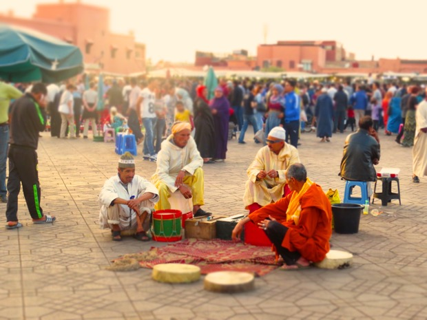 Marrakech Madness