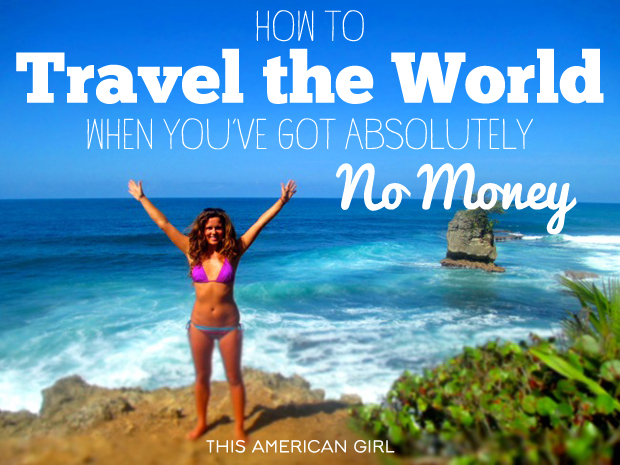 how-to-travel-with-no-money