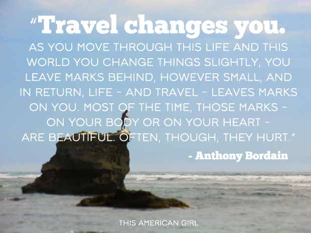 Girlfriend Travel Quotes :